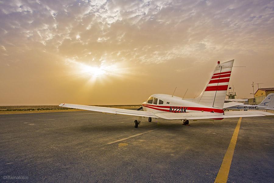 Qatar Flying Club website